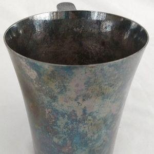 psl Accents - Antique Arts&Crafts Deco PSL Sheffield Tankard Mug